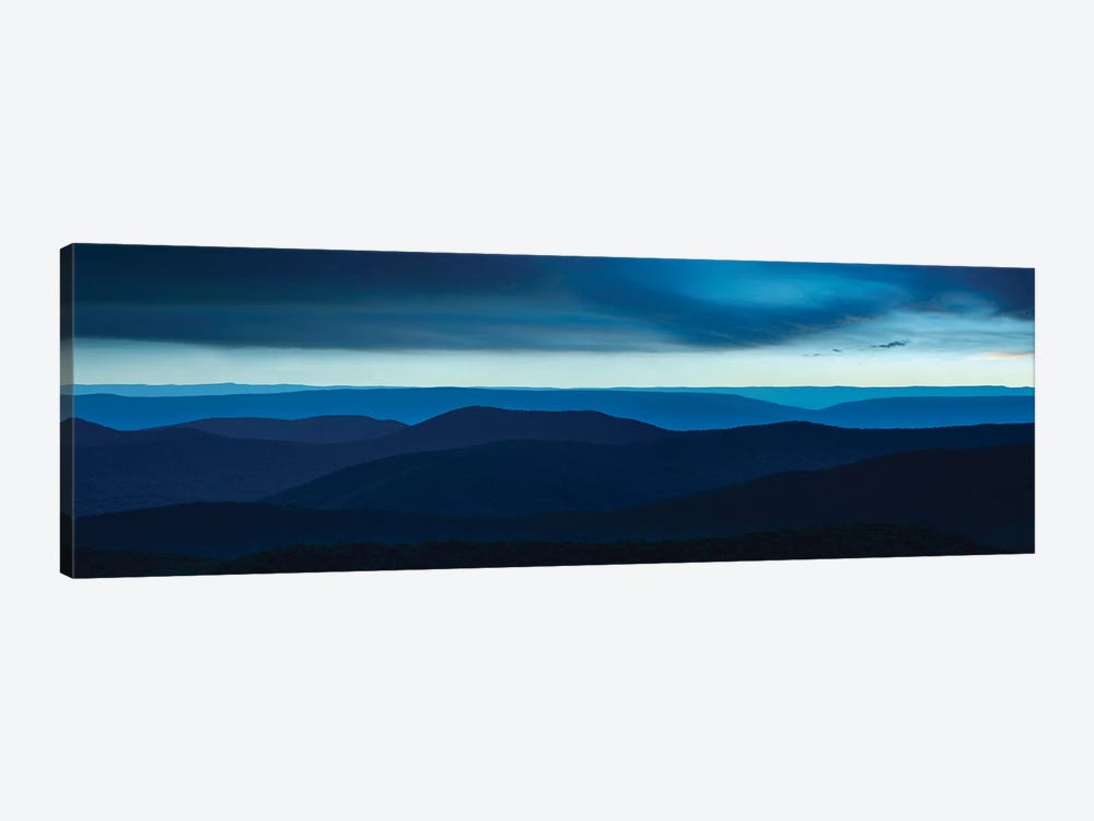 Misty Mountains VI by James McLoughlin 1-piece Canvas Artwork