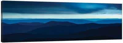 Misty Mountains VI Canvas Art Print