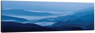 Misty Mountains VIII Canvas Art Print