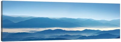 Misty Mountains XII Canvas Art Print
