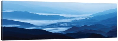 Misty Mountains XIII Canvas Art Print