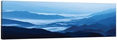 Misty Mountains XIII Canvas Art Print