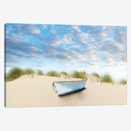 Beach Photography III Canvas Print #JML82} by James McLoughlin Canvas Print