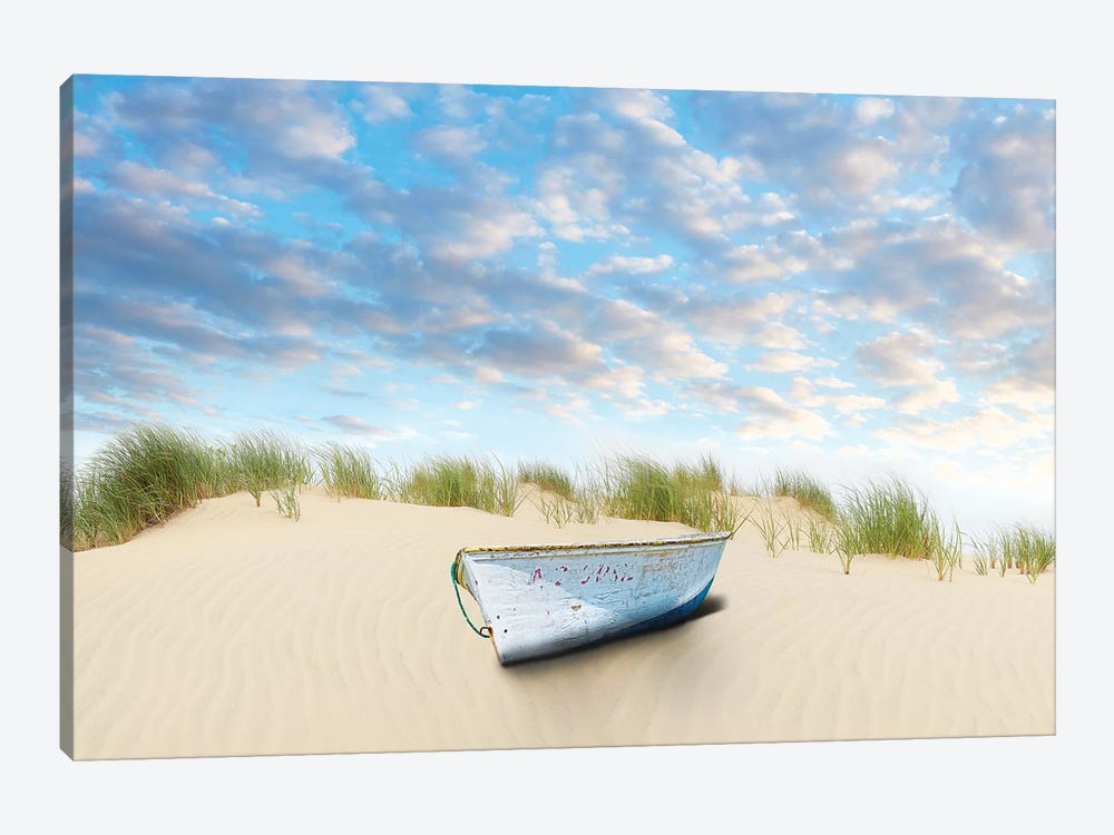 Beach Photography III by James McLoughlin 1-piece Canvas Artwork