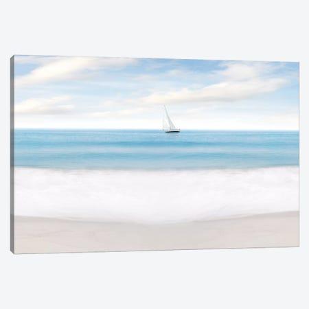 Beach Photography IX 3-Piece Canvas #JML84} by James McLoughlin Canvas Artwork