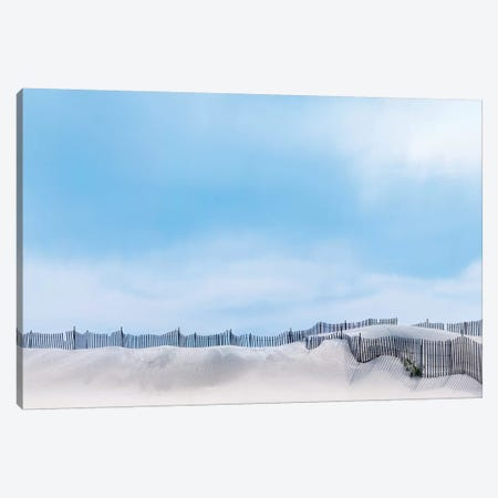 Beach Photography V Canvas Print #JML85} by James McLoughlin Canvas Art