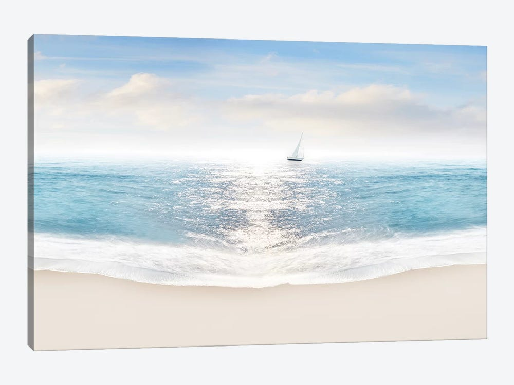 Beach Photography VIII by James McLoughlin 1-piece Canvas Art