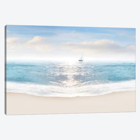 Beach Photography VIII 3-Piece Canvas #JML88} by James McLoughlin Canvas Art Print
