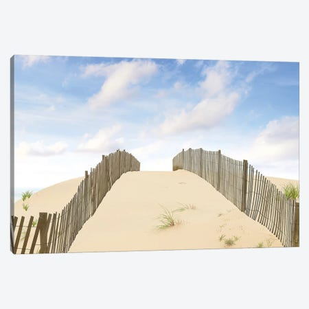 Beach Photography X Canvas Print #JML89} by James McLoughlin Canvas Print