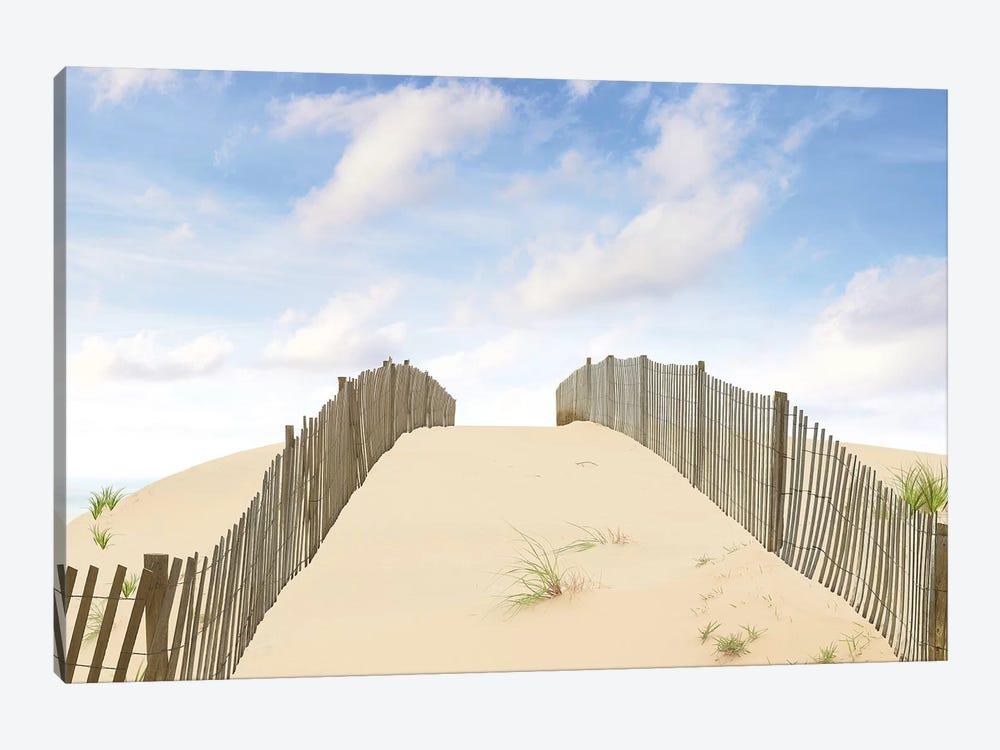 Beach Photography X by James McLoughlin 1-piece Canvas Print