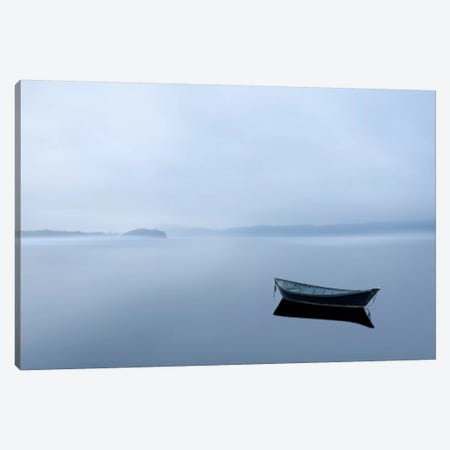 Scene On The Water II Canvas Print #JML8} by James McLoughlin Canvas Art
