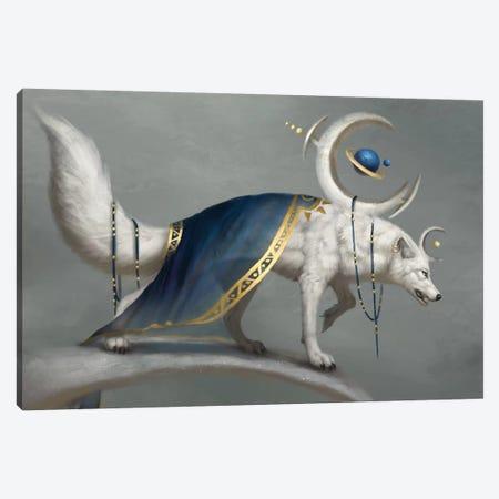 Controller Of Worlds Canvas Print #JMN36} by Jade Merien Canvas Print