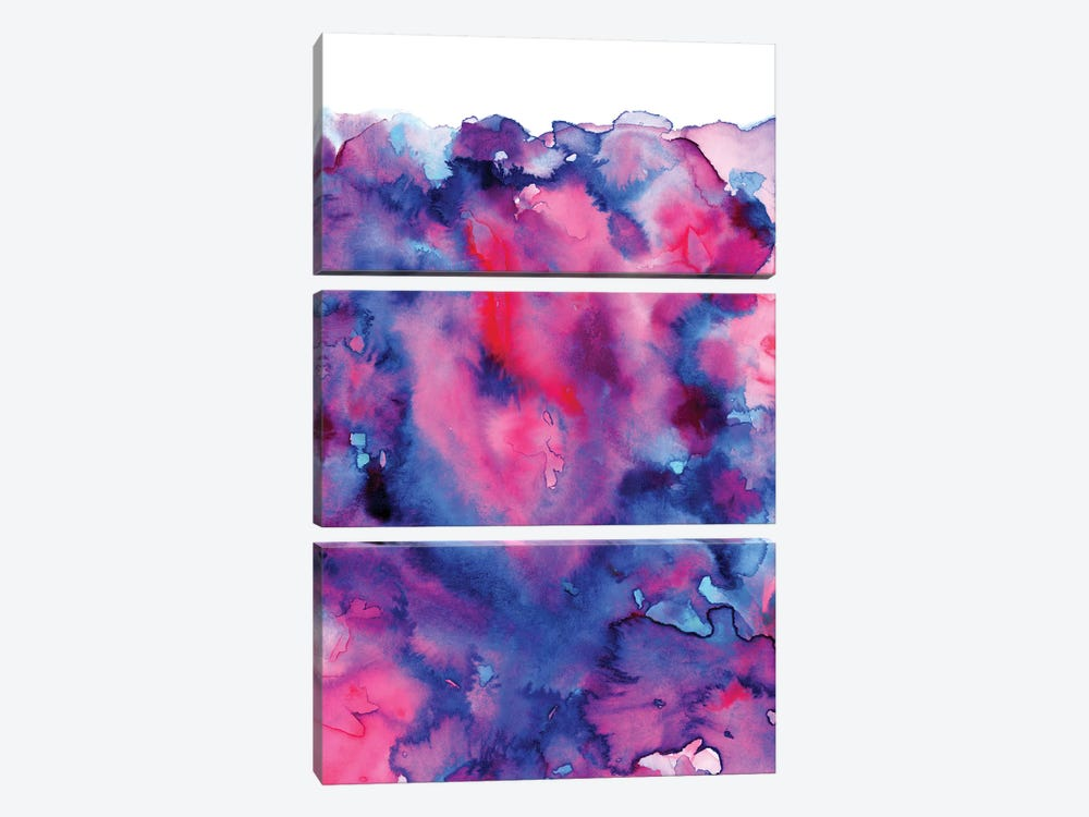 Surface by Jacqueline Maldonado 3-piece Canvas Print