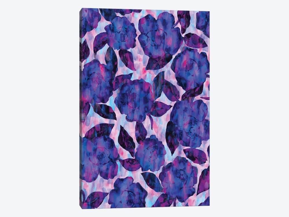 Petal Pash Bouquet by Jacqueline Maldonado 1-piece Canvas Art Print
