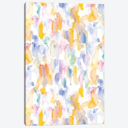 Silver Lining Canvas Print #JMO144} by Jacqueline Maldonado Canvas Artwork