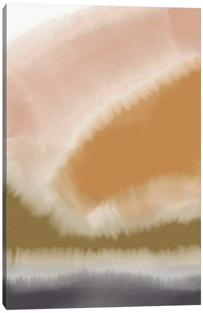 Meditation 1 Canvas Art Print