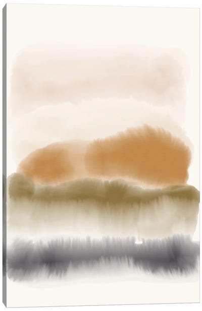 Meditation 3 Canvas Art Print