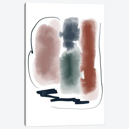 Elevation Canvas Print #JMO167} by Jacqueline Maldonado Canvas Artwork