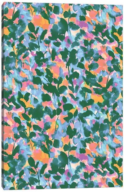 Time Lapse Canvas Art Print