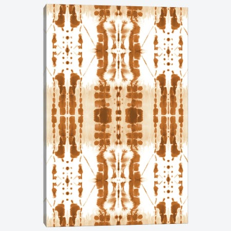 Paradigm Rust Canvas Print #JMO187} by Jacqueline Maldonado Canvas Wall Art