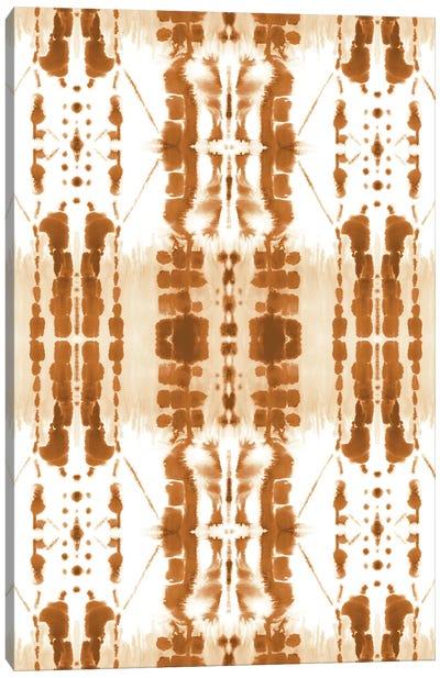 Paradigm Rust Canvas Art Print
