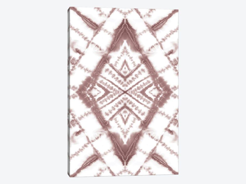 Dye Diamond Taupe by Jacqueline Maldonado 1-piece Art Print