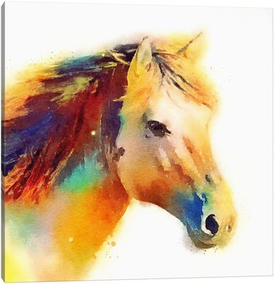 The Spirited Canvas Art Print