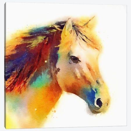 The Spirited Canvas Print #JMO26} by Jacqueline Maldonado Art Print
