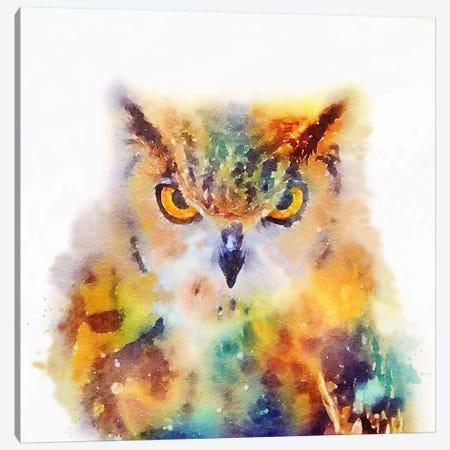 The Wise Canvas Print #JMO27} by Jacqueline Maldonado Canvas Art Print
