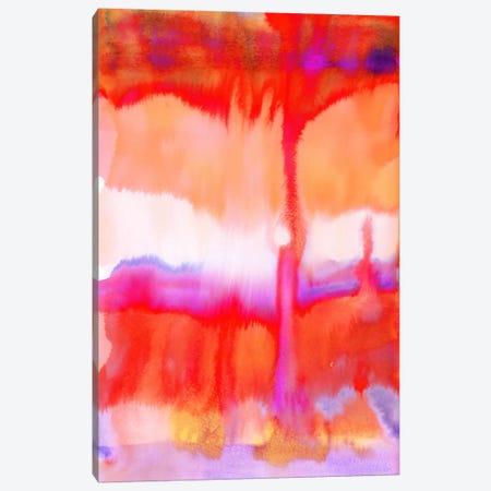 Undertow Canvas Print #JMO30} by Jacqueline Maldonado Canvas Print