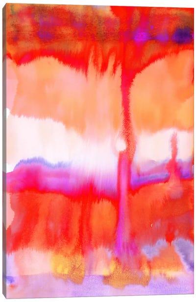 Undertow Canvas Art Print