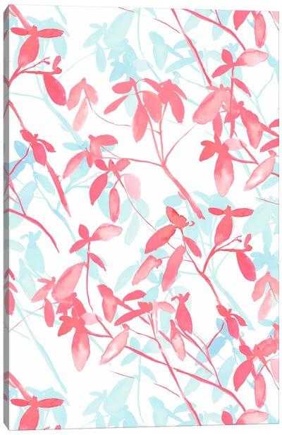 Premonition Coral Canvas Print #JMO4