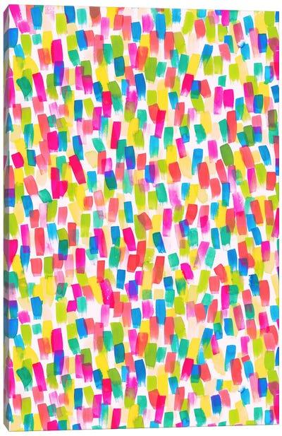 Color Joy Canvas Art Print
