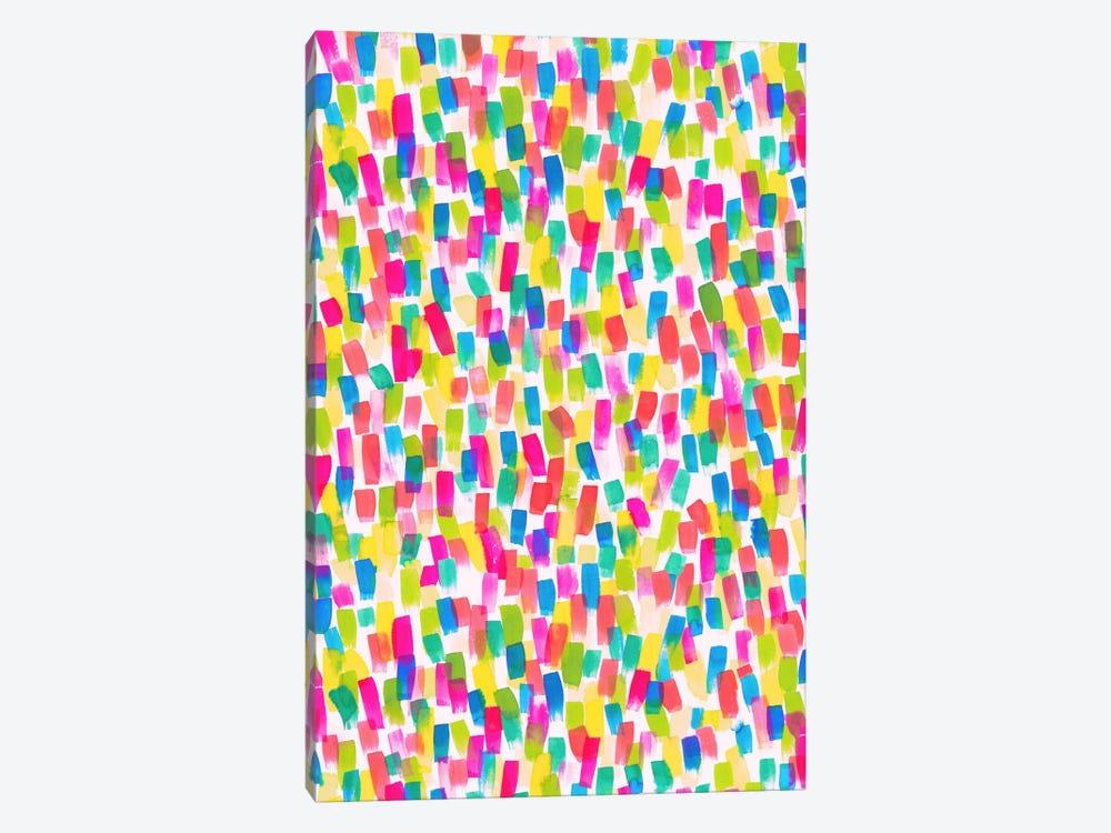 Color Joy by Jacqueline Maldonado 1-piece Canvas Art