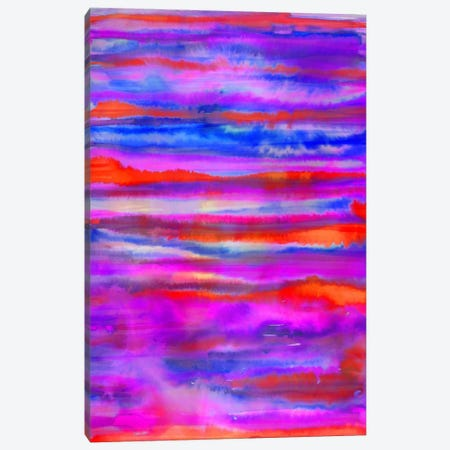 Fire Inside Canvas Print #JMO60} by Jacqueline Maldonado Canvas Artwork