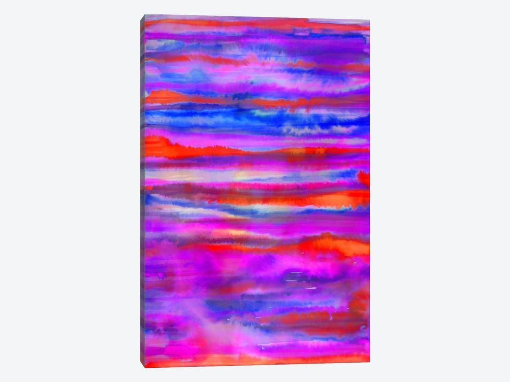 Fire Inside by Jacqueline Maldonado 1-piece Canvas Artwork
