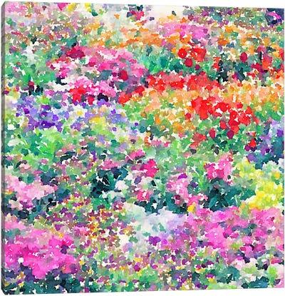 Secret Garden Canvas Print #JMO6