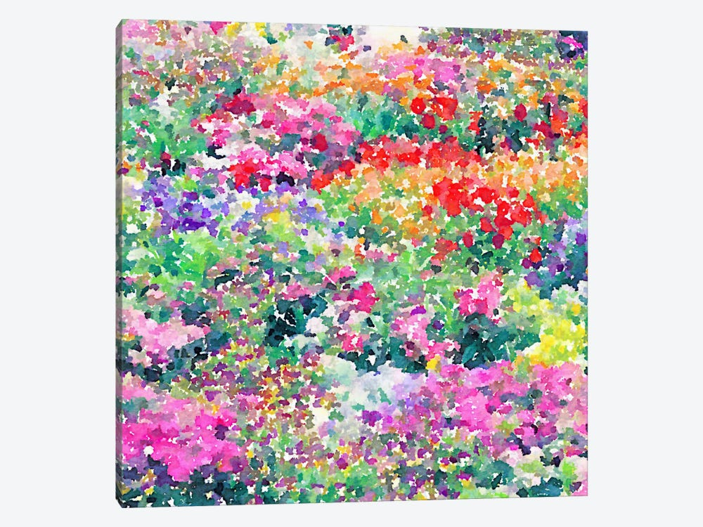 Secret Garden by Jacqueline Maldonado 1-piece Canvas Art