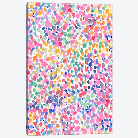 Lighthearted Pastel Canvas Print #JMO73} by Jacqueline Maldonado Canvas Art Print
