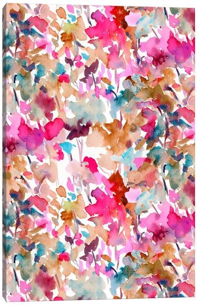 Local Color Pink Canvas Art Print