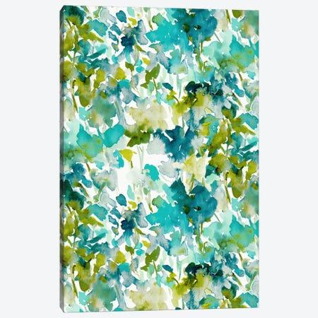 Local Colortealprint Canvas Print #JMO77} by Jacqueline Maldonado Canvas Artwork