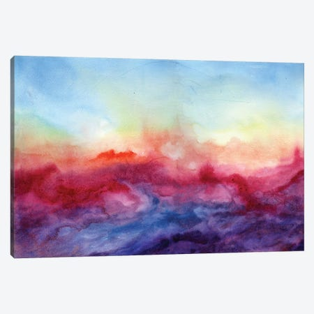 Arpeggi Canvas Print #JMO81} by Jacqueline Maldonado Canvas Art