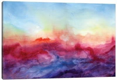 Arpeggi Canvas Art Print