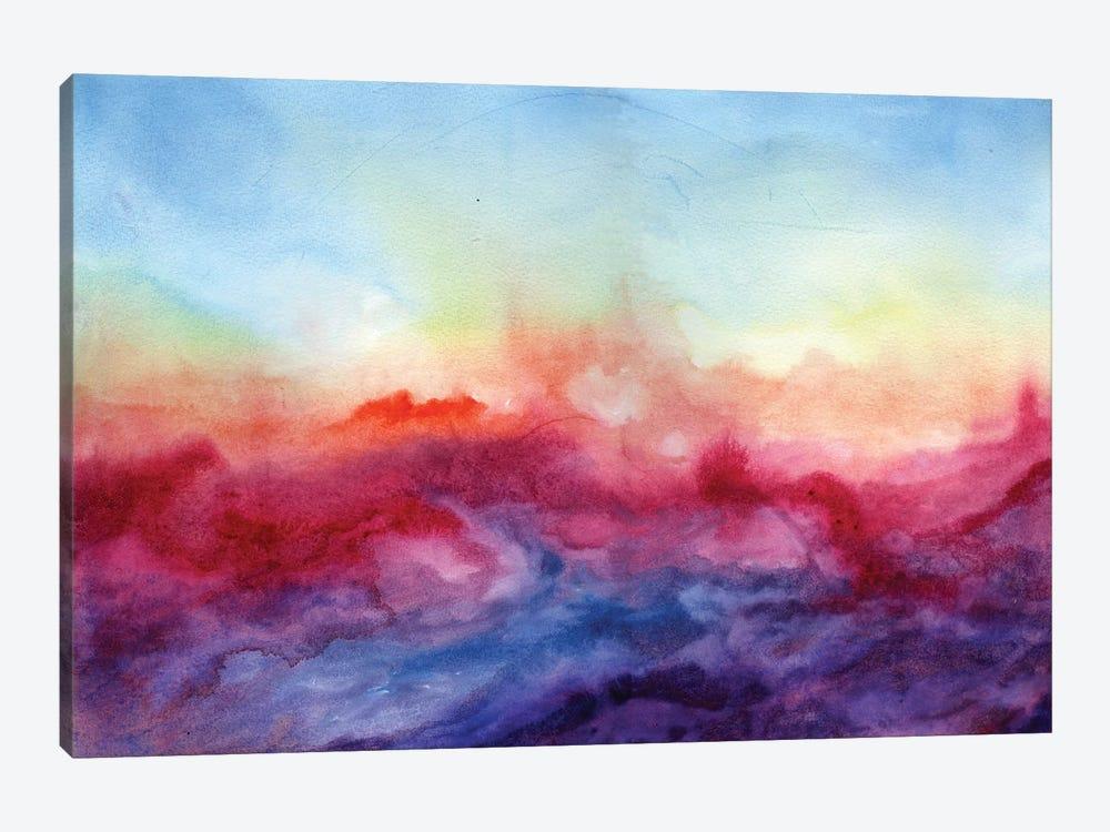 Arpeggi by Jacqueline Maldonado 1-piece Canvas Art Print