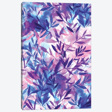 Changes Purple Canvas Print #JMO85} by Jacqueline Maldonado Canvas Print