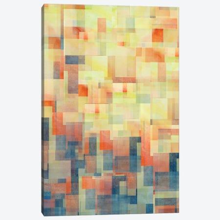 Cubism Dream Canvas Print #JMO86} by Jacqueline Maldonado Canvas Art Print