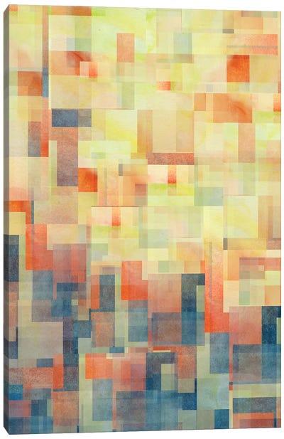 Cubism Dream Canvas Art Print