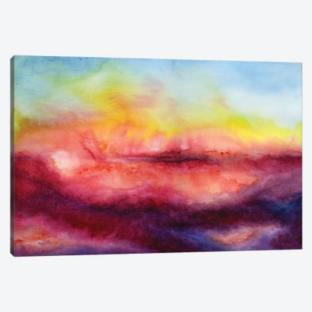 Kiss Of Life Canvas Print #JMO90} by Jacqueline Maldonado Art Print