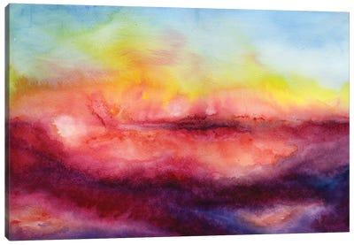 Kiss Of Life Canvas Art Print
