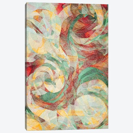 Rapt Canvas Print #JMO98} by Jacqueline Maldonado Canvas Print